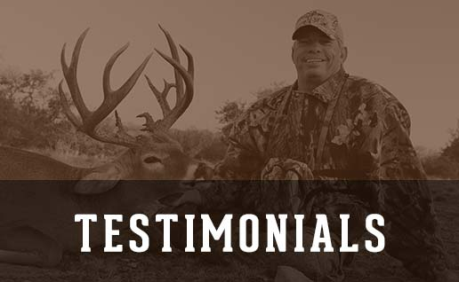 Clientele Reviews of the Texas Hunting Outfitter