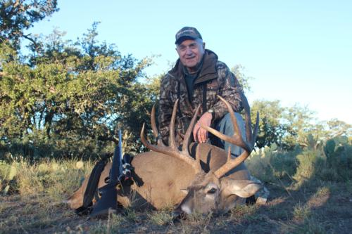 October Whitetail Hunts