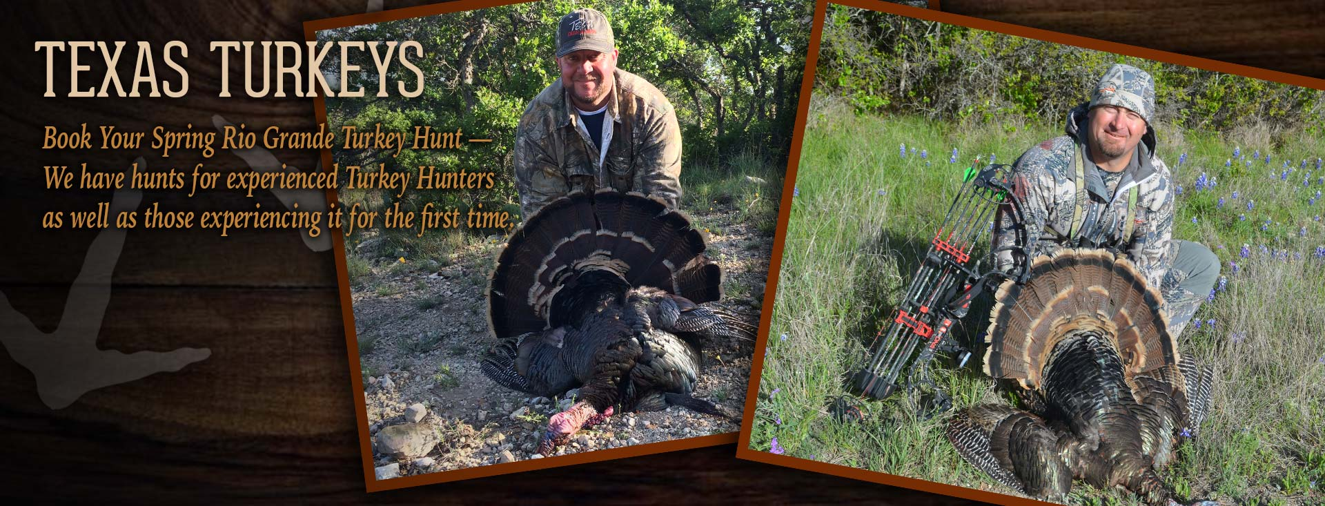 Texas Spring Turkey Hunts