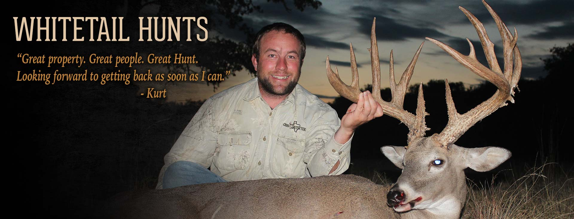 Texas Trophy Whitetails