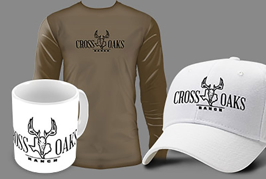 Cross Oaks Ranch Logo Apparel and Gear