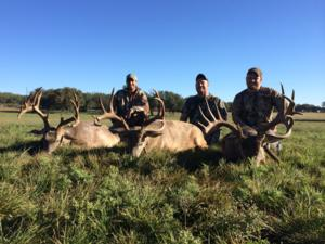 Texas Trophy Whitetail and Exotic Hunts