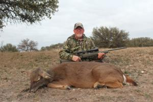 Huge Doe taken by Randy Wimberley.
