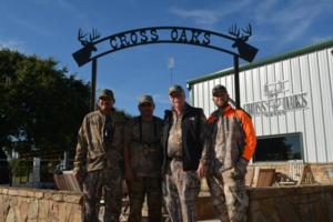 Fun hunt with our new friends from New Mexico!