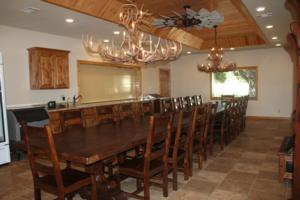 <p>New Dining Room!</p>