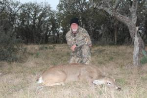 2nd Doe taken by Randy Wimberley.